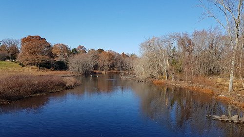 Concord River from North Bridge