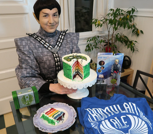 Romulan Birthday | by Steenaire