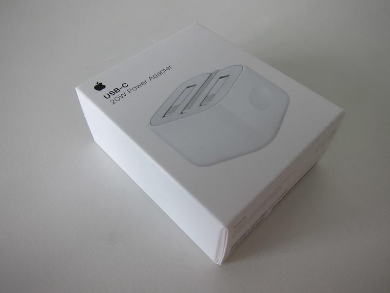 Apple 20W USB-C Power Adapter - Box
