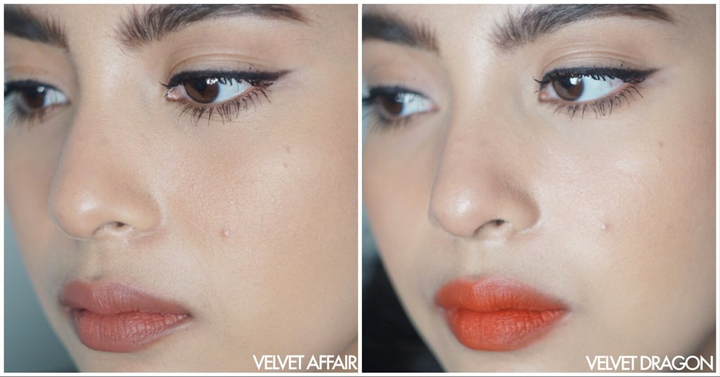 lisa eldridge velvet dragon velvet affair swatch medium olive skin nc 35 skin medium tan skin