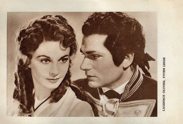 Vivien Leigh and Laurence Olivier in Lady Hamilton (1941)