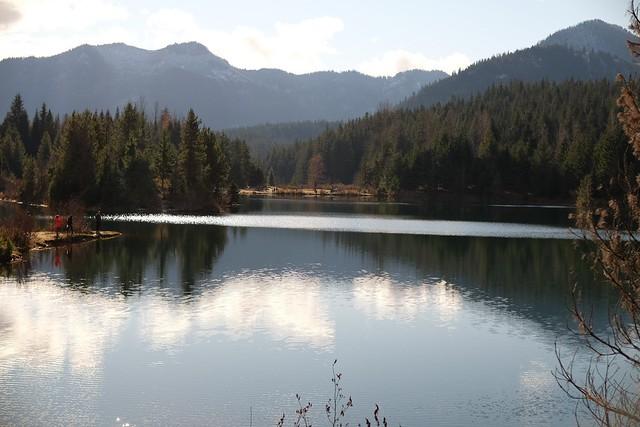 Gold Creek Pond, WA