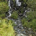 Fumee Falls, Iron mountain, Michigan