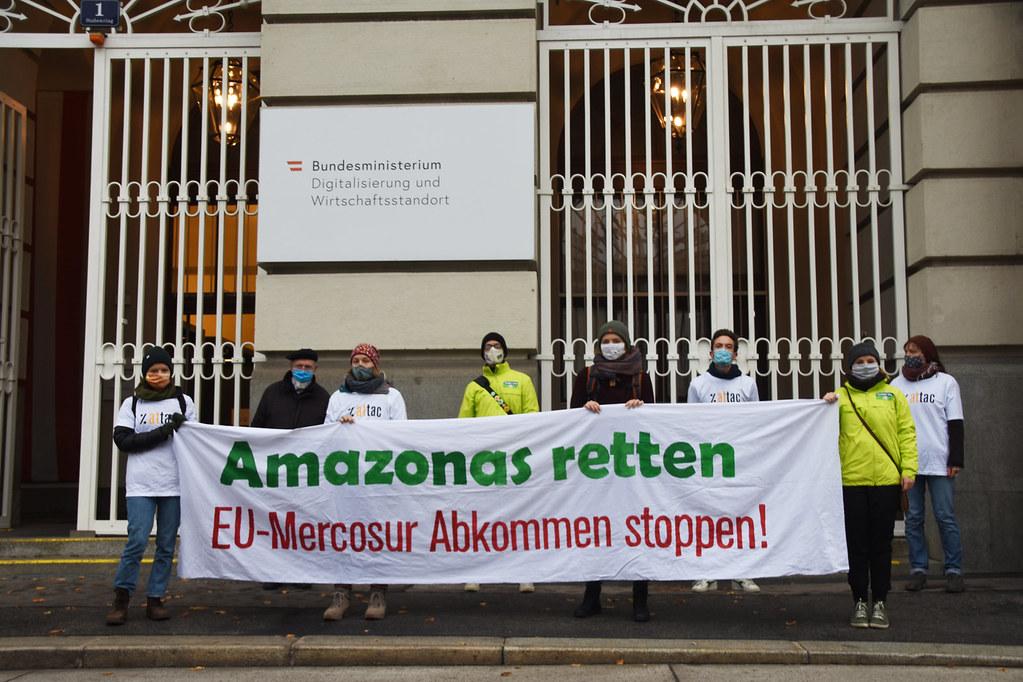 EU-Mercosur: Nein bleibt Nein!
