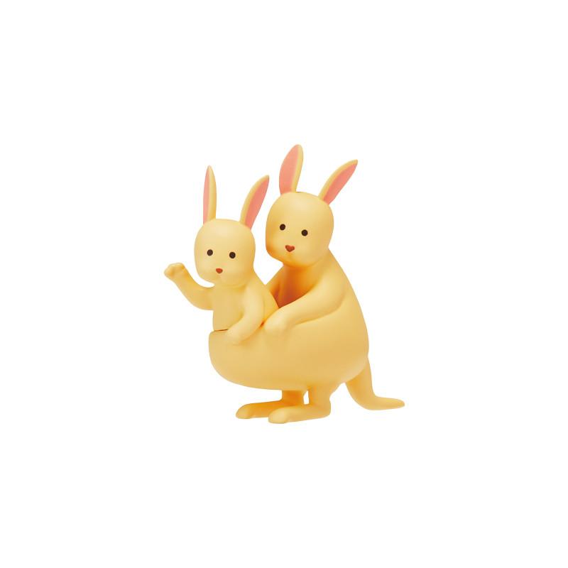 TAMA-KYU【6割增動物】把身上引以為傲的部位增加60%!爆笑的突變種動物現身