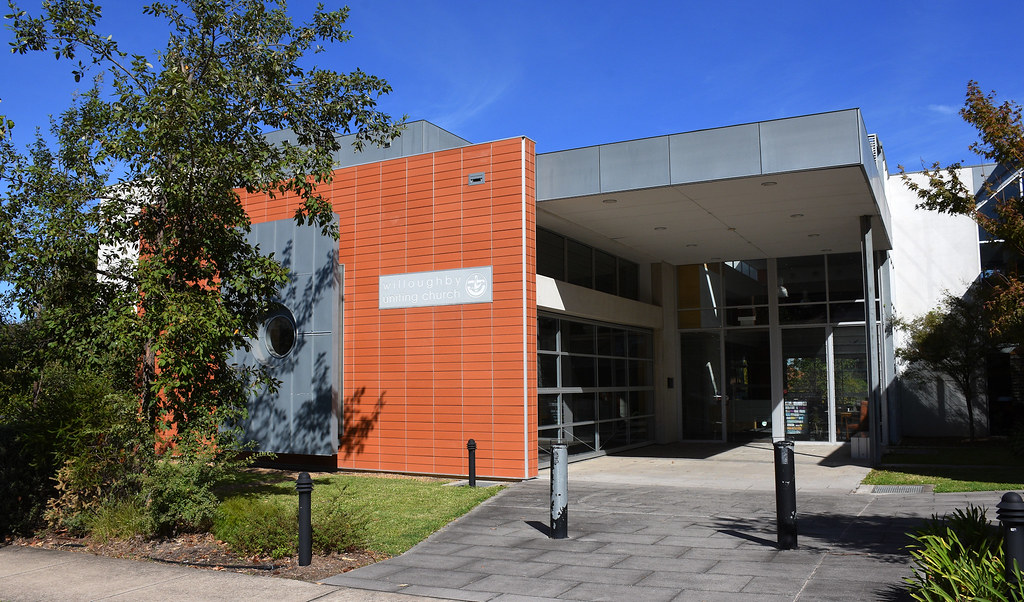 Uniting Church, Willoughby, Sydney, NSW.