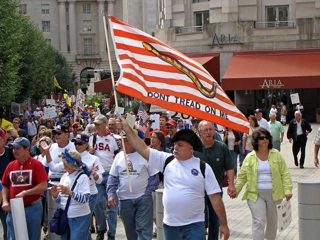 Taxpayer March on Washington [03]