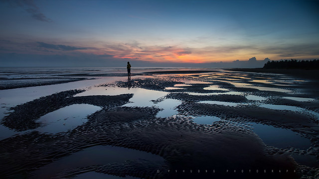 Thua Duc beach - Ben Tre