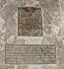 Drake WIlliam Playters, 1632