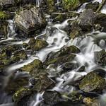 Fumee Falls on the Fumee Creek