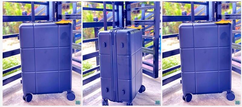realme luggage