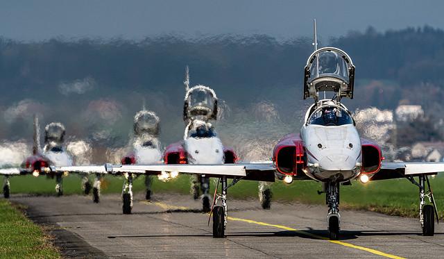 EML/LSME: SwissAirForce / Northrop F-5E Tiger II