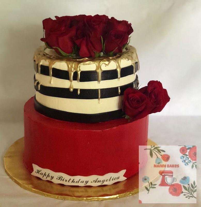 Cake by Nanni Bakes