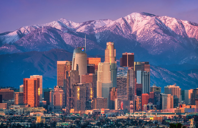 A closer look, L.A