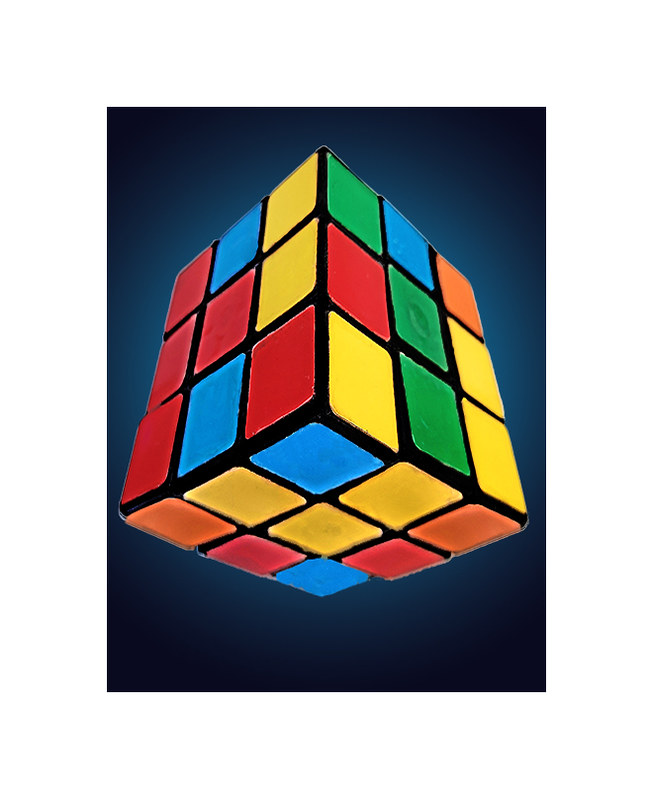 May You Have A Colourful Mind - MM - Theme-Puzzle