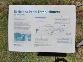 St Helena Penal Island