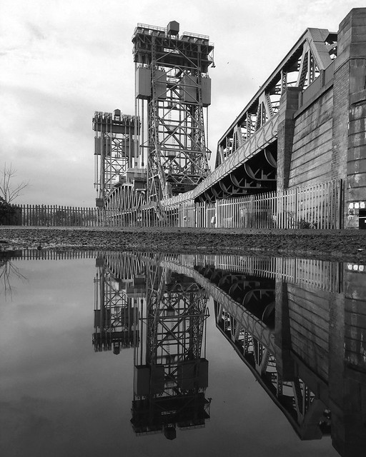 Tees Newport Bridge, Middlesbrough