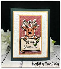 Merry Reindeer #1