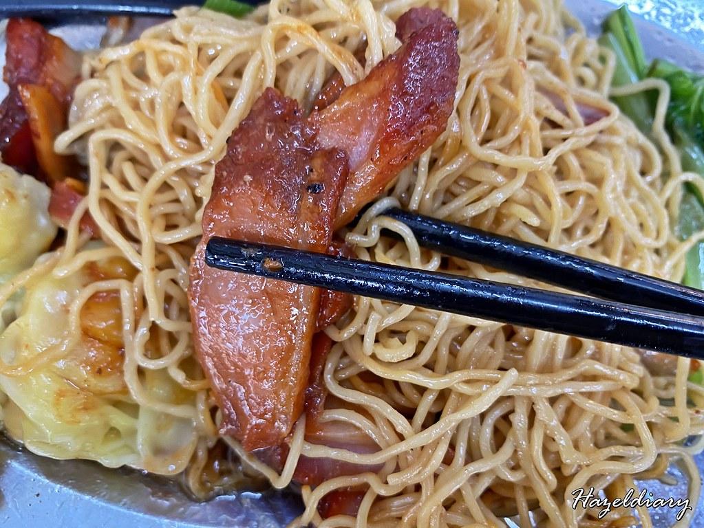 Charcoal Char Siew Wanton Noodle -Bishan-1