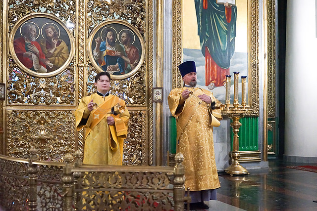 День памяти великомученика Димитрия Солунского 08.11.2020