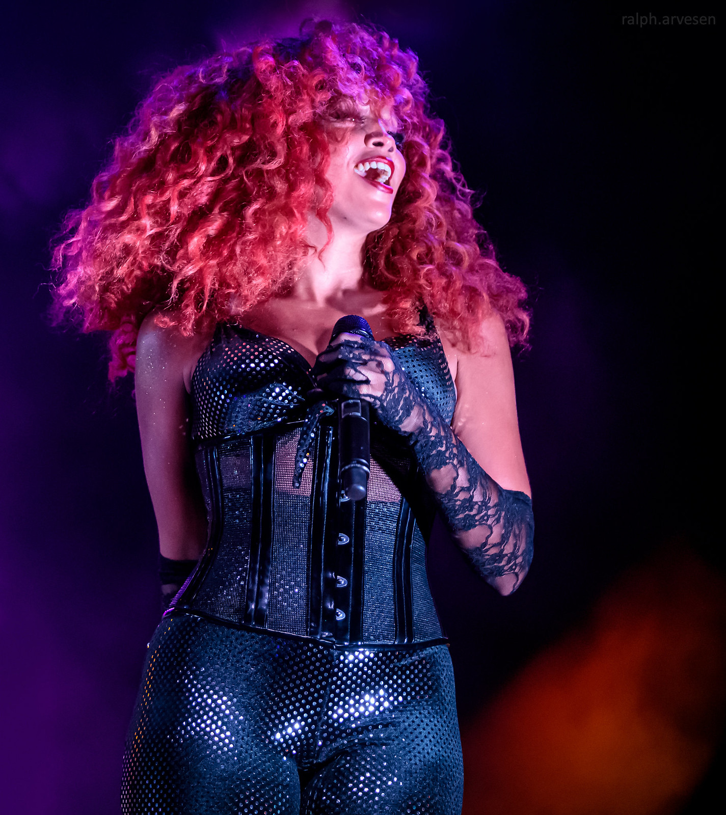 Lion Babe | Texas Review | Ralph Arvesen