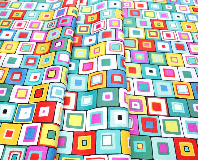 Michael Miller Fabrics Atelier DC8683-CHER Palette Cherry