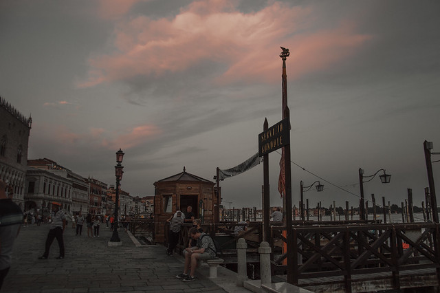 From piazza S.Marco