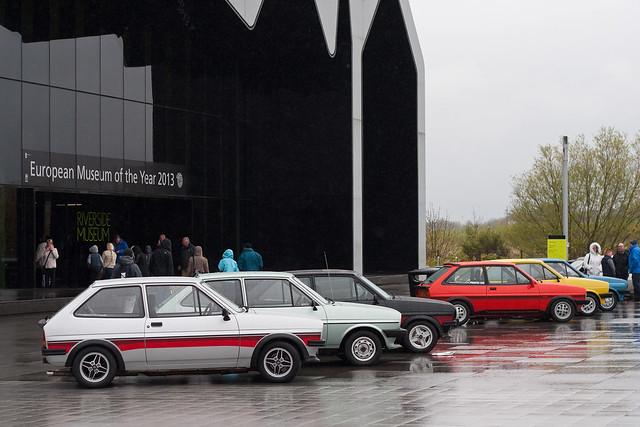 Mk1 Ford Fiestas
