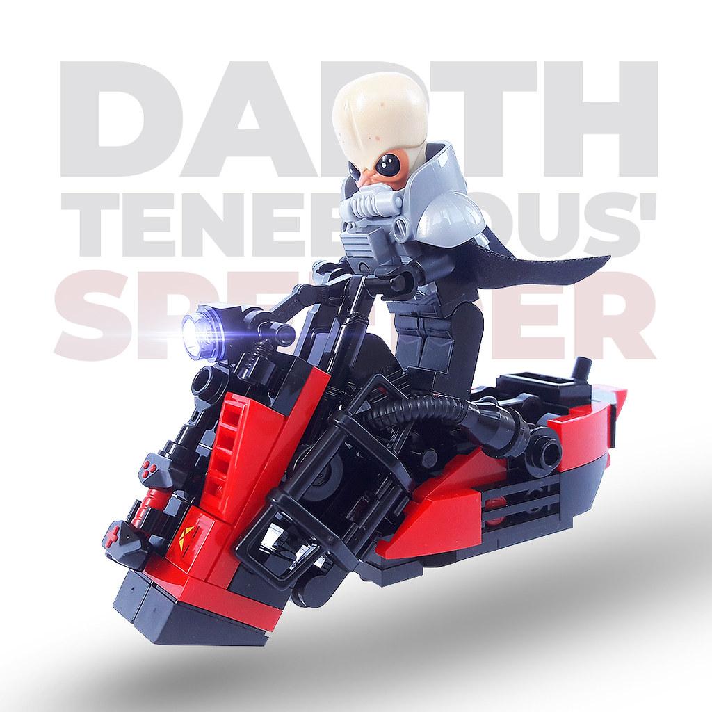 Darth Tenebrous' Speeder