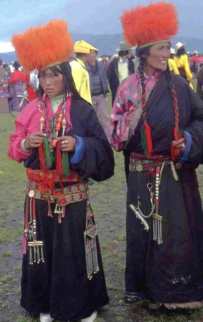 CHINE SICHUAN LITANG Festival 2002