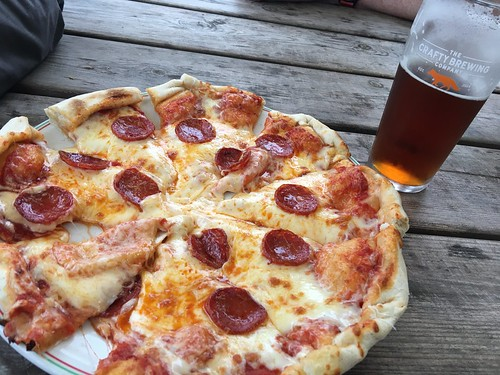 Thursley - Pizza!!