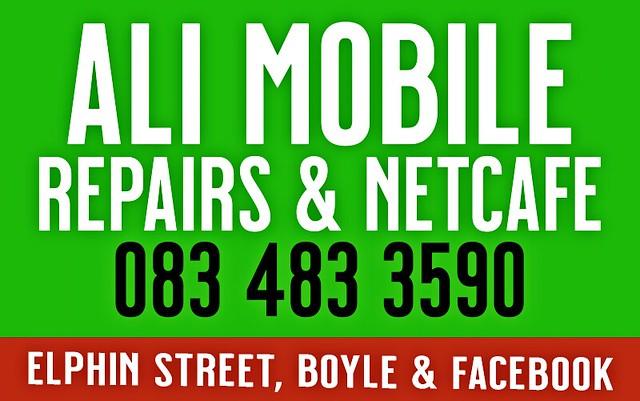 Ali Mobile Repairs & Necafe