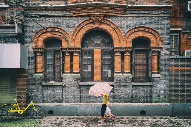 Three Arched Window (Shanghai, China. Gustavo Thomas © 2020)