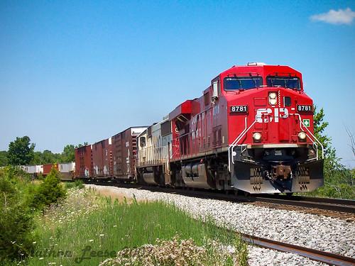 7292007nmra cp8781 gees44ac ge es44ac emd sd60 emdsd60 sooline soo cp canadianpacific csxx500 train trains railroad railway michigan railfan railfanning grandrapidsmi 2007