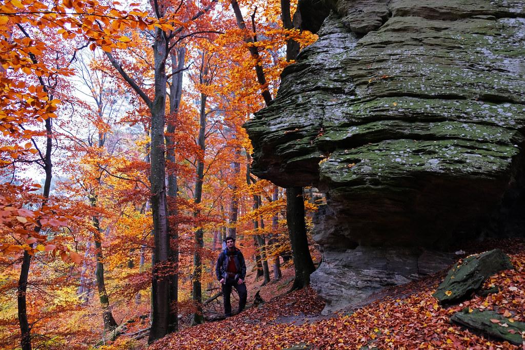 Kalapos-kövek, Kőszeg Mountains, Őrség National Park, Hungary