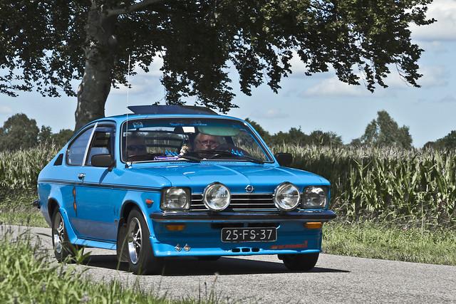 Opel Kadett Coupé 1975 (5156)
