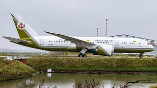 Brunei Government _ B787-8(BBJ) _ V8-OAS (@HAM 09.11.2020) | by Sebastian Lupp