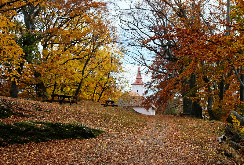 Church of St. Vid, Kőszeg Mountains, Őrség National Park, Hungary