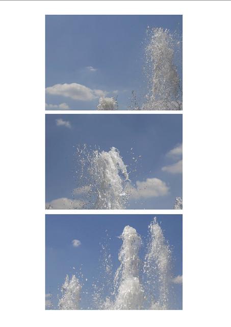 Flüssige Wolken