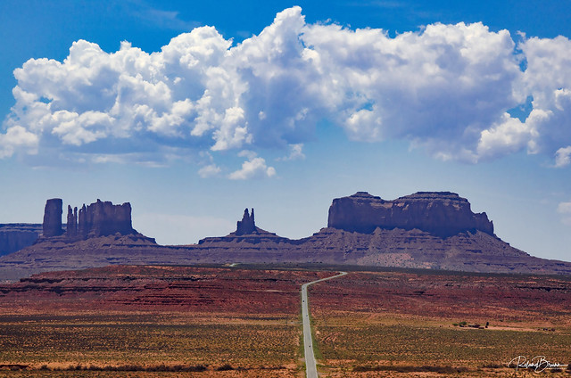 U.S. Highway 163 - Scenic Drive