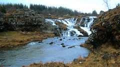 Reykjavík -  Kermóafoss í Elliðaárdal