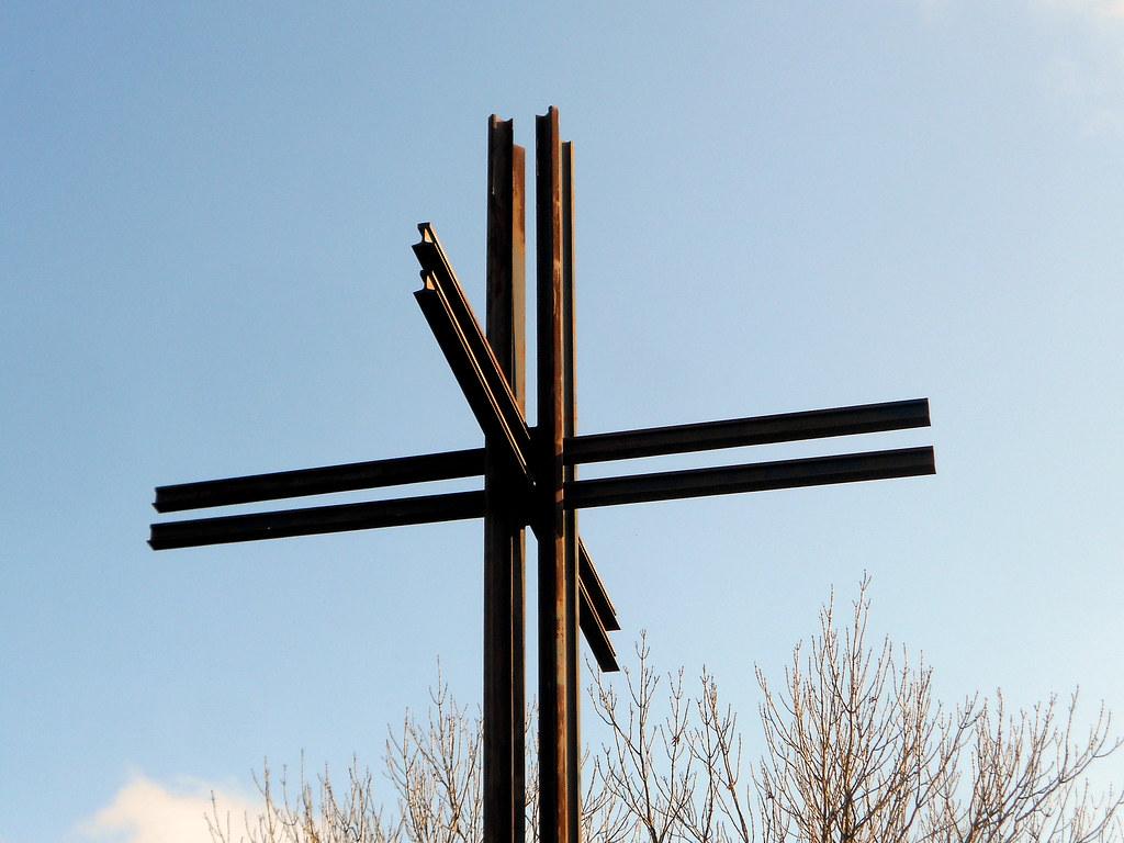 Станция Ристи. Мемориал жертвам департации.
