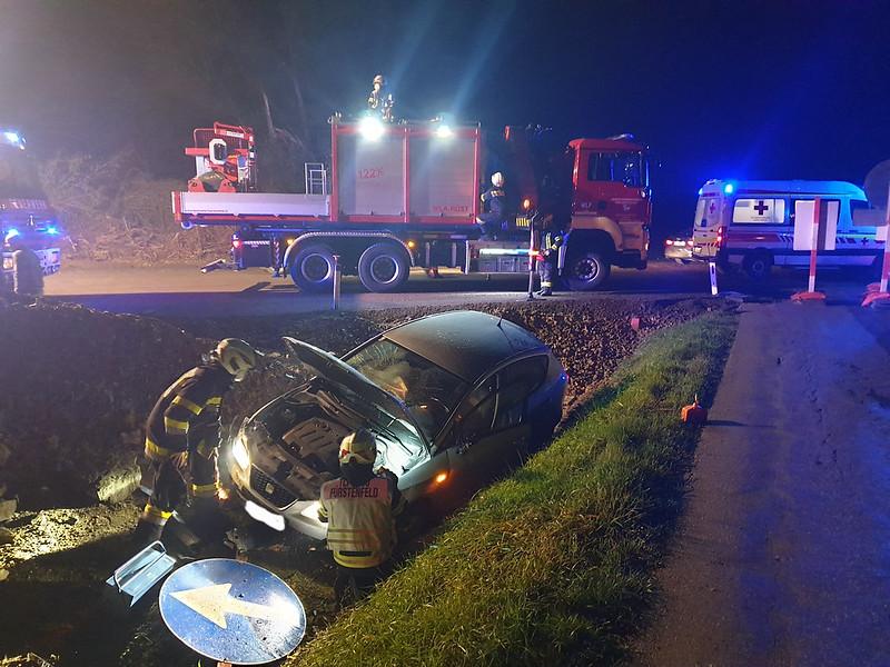 Verkehrsunfall L401 09.11.2020