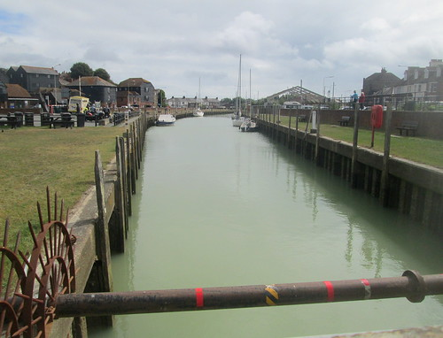 River Tillingham, Rye, East Sussex, England