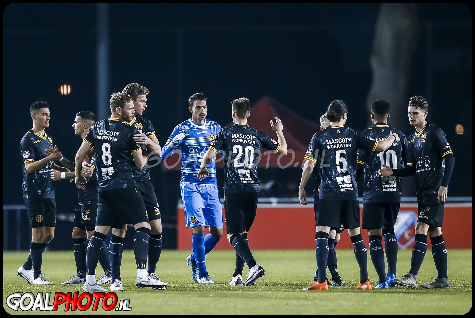 Jong FC Utrecht - Roda JC 09-11-2020