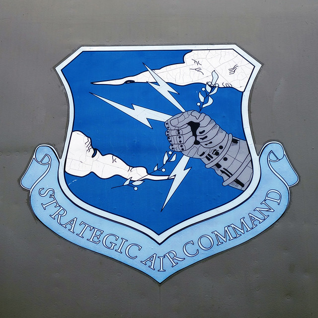 USAF Armament Museum 2020, Strategic Air Command