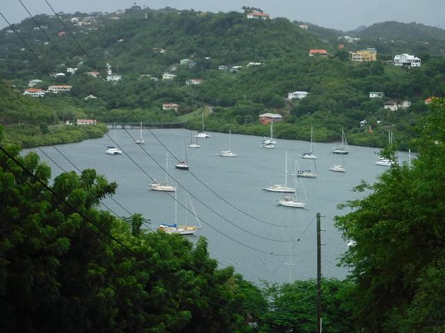 Hurricane Matthew, Grenada, 2016