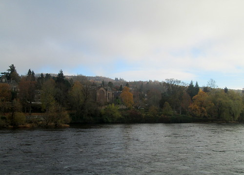 River Tay at Perth , River Tay, Scotland
