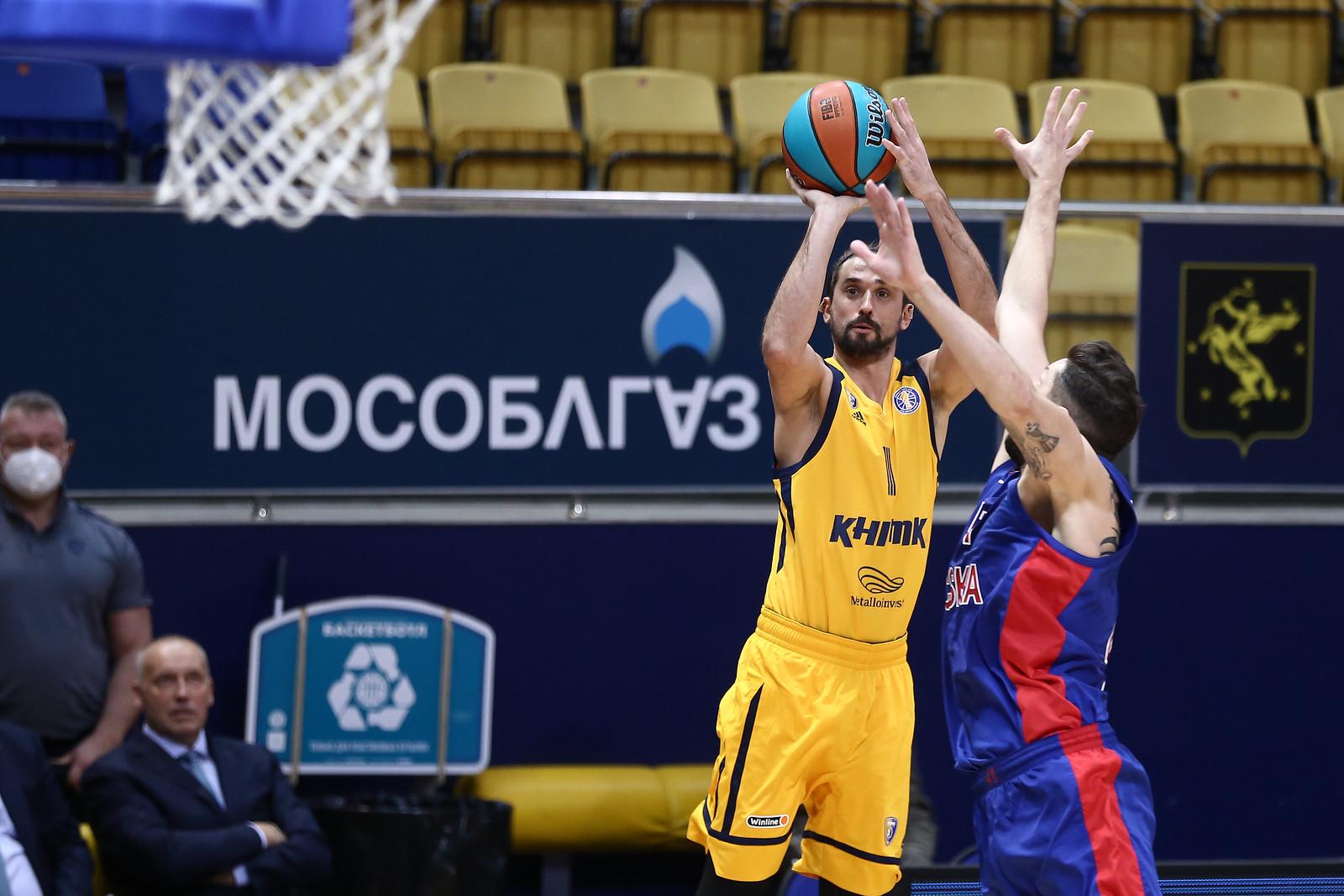 09/11/2020 Khimki-CSKA 86:78