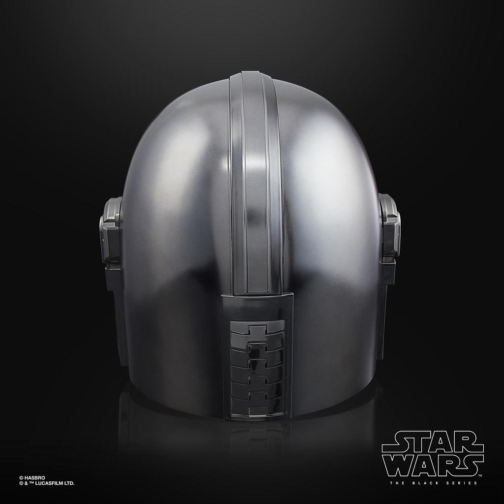 孩之寶 黑標系列《曼達洛人》曼達洛人 1:1比例可穿戴電子頭盔!讓你一秒化身為神秘賞金獵人